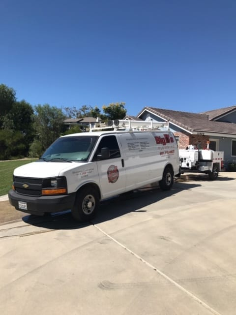 Hydro Jet Drain Cleaning Service