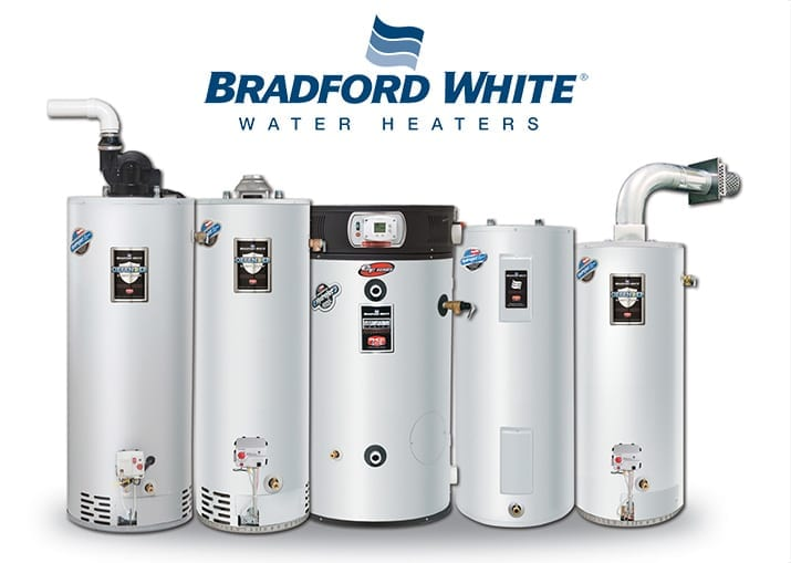 Bradford White Water Heaters