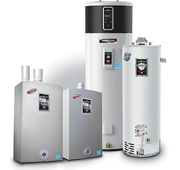 Bradford & White Water Heaters