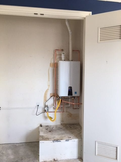 Navien Tankless Water Heater Big B S Plumbing Company