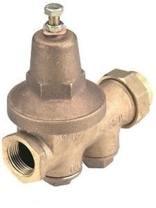 Regulator - Low Water Pressure