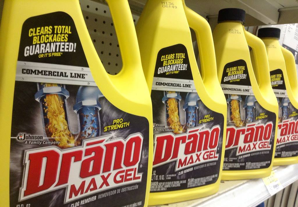 drain cleaners is a plumbing myth