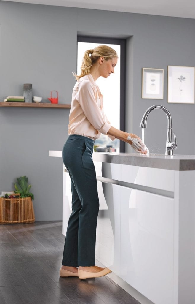 Grohe the best kitchen faucet