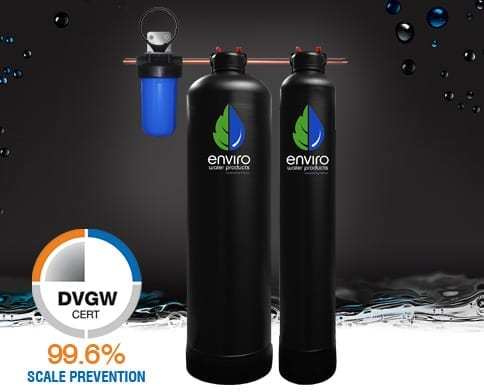 hard water solution