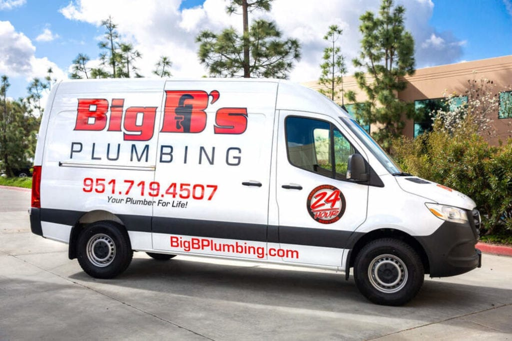 Big Bs Plumbing - Video camer Pipe Inspection