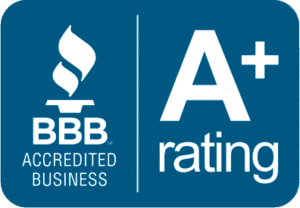 Good plumber rated A+ with The Better Business Bureau