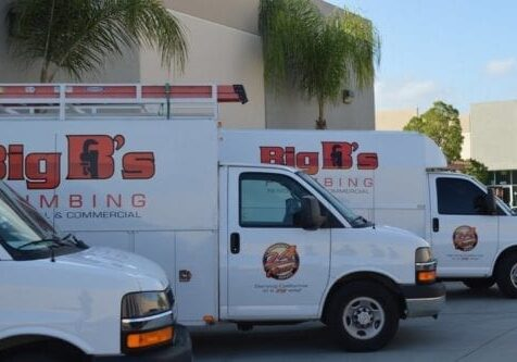 Commercial plumbing service in Riverside